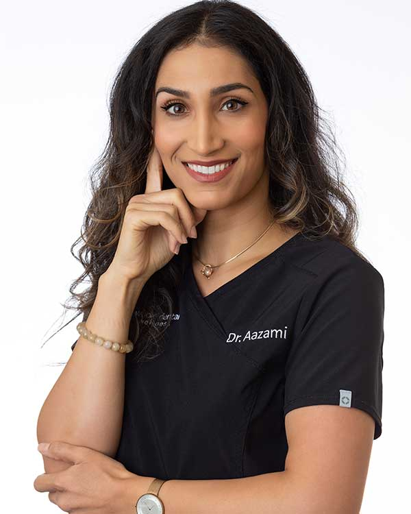 Dr. Natasha Aazami - Whole Dental Wellness
